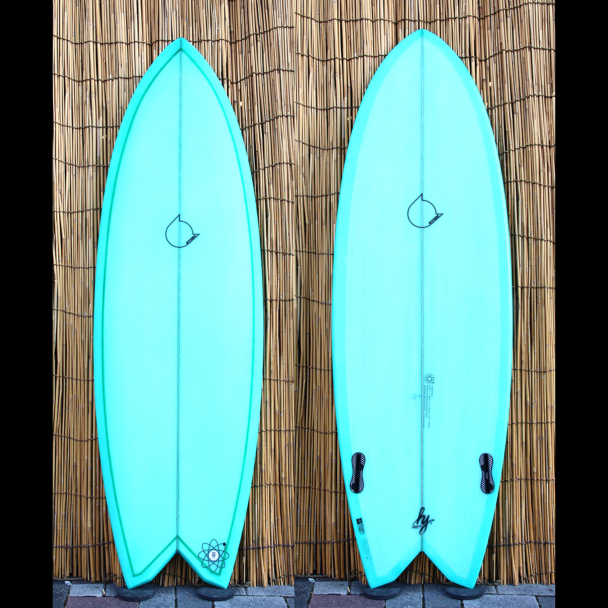 "ATOM Surfboard ""Mach-ll"" model"