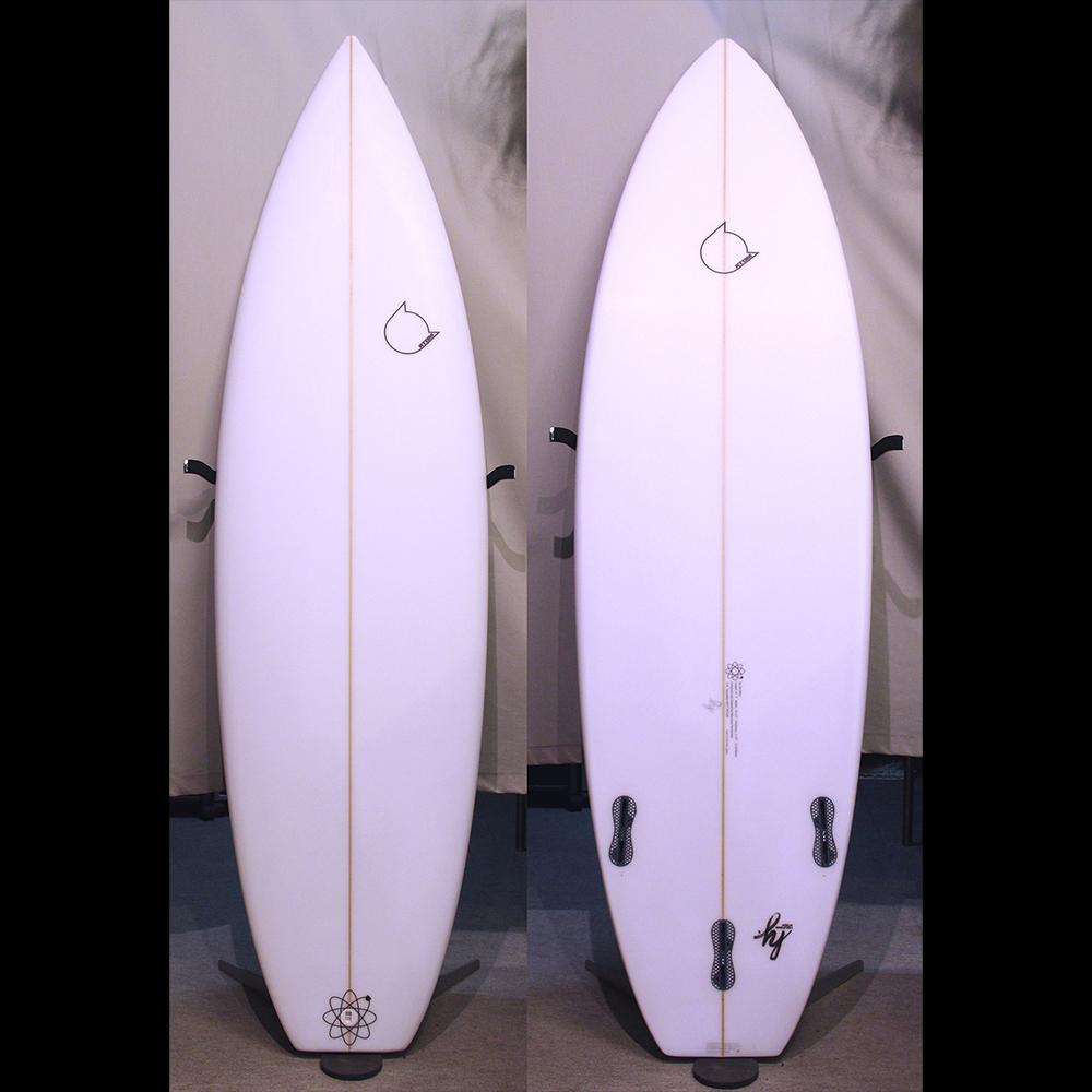 "ATOM Surfboard ""Squawker"" model"