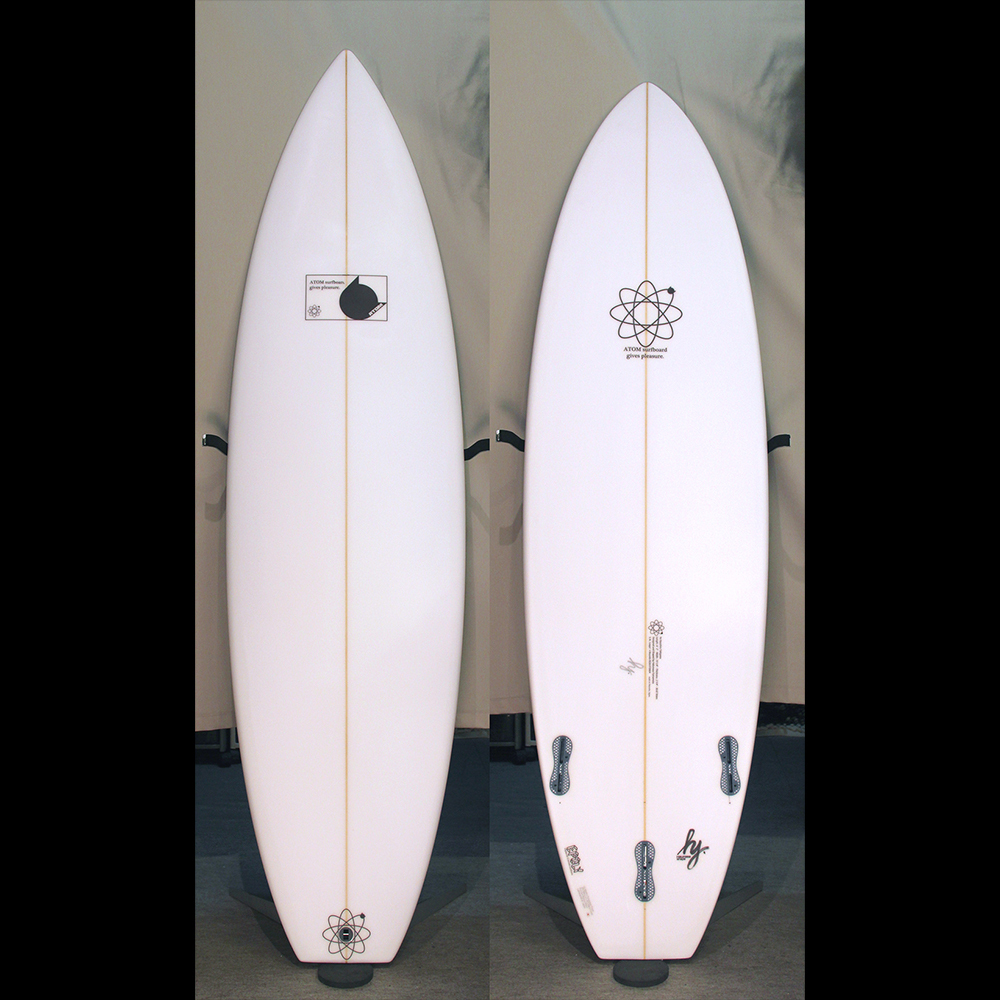 "ATOM Surfboard ""Leaps'n Bounds"" model EPOLY"
