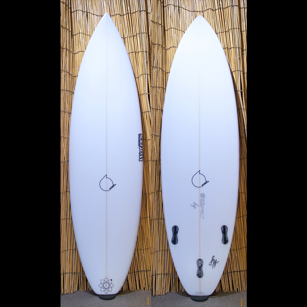 "ATOM Surfboard ""Latest v2"" model"