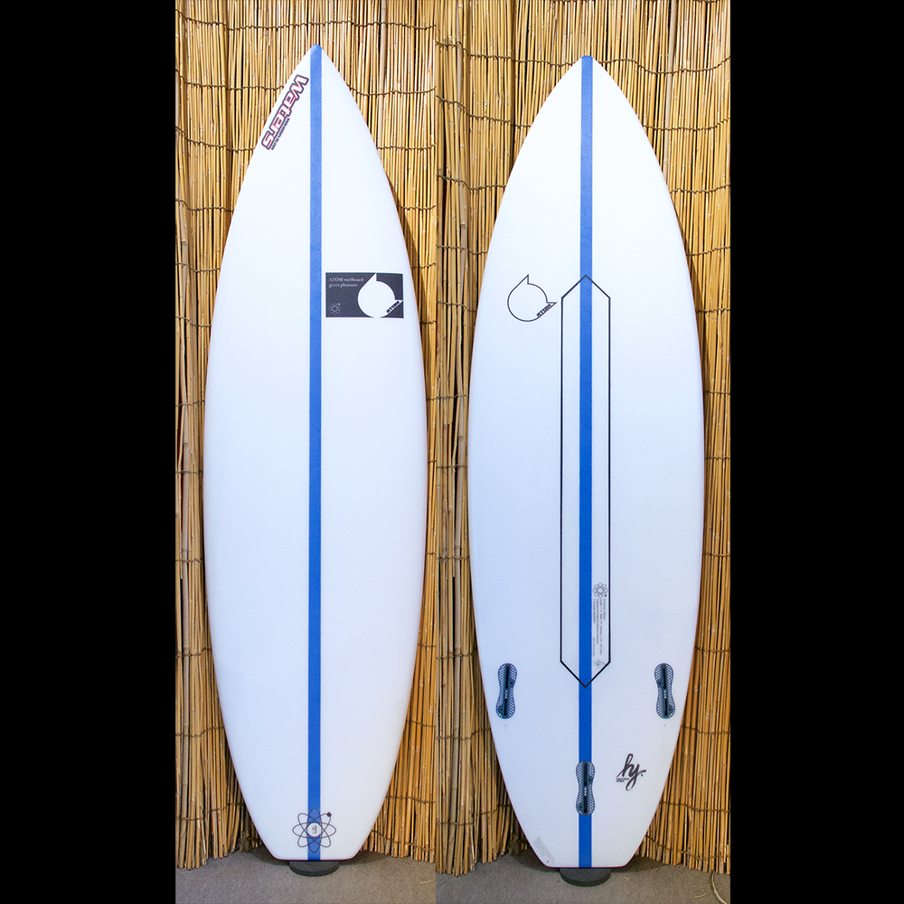 "ATOM Surfboard ""Strider"" model by ATOM Tech"