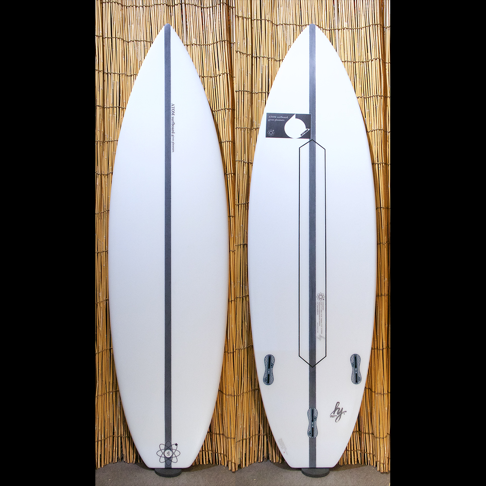 "ATOM Surfboard ""Strider"" model by ATOM Tech 2.0"
