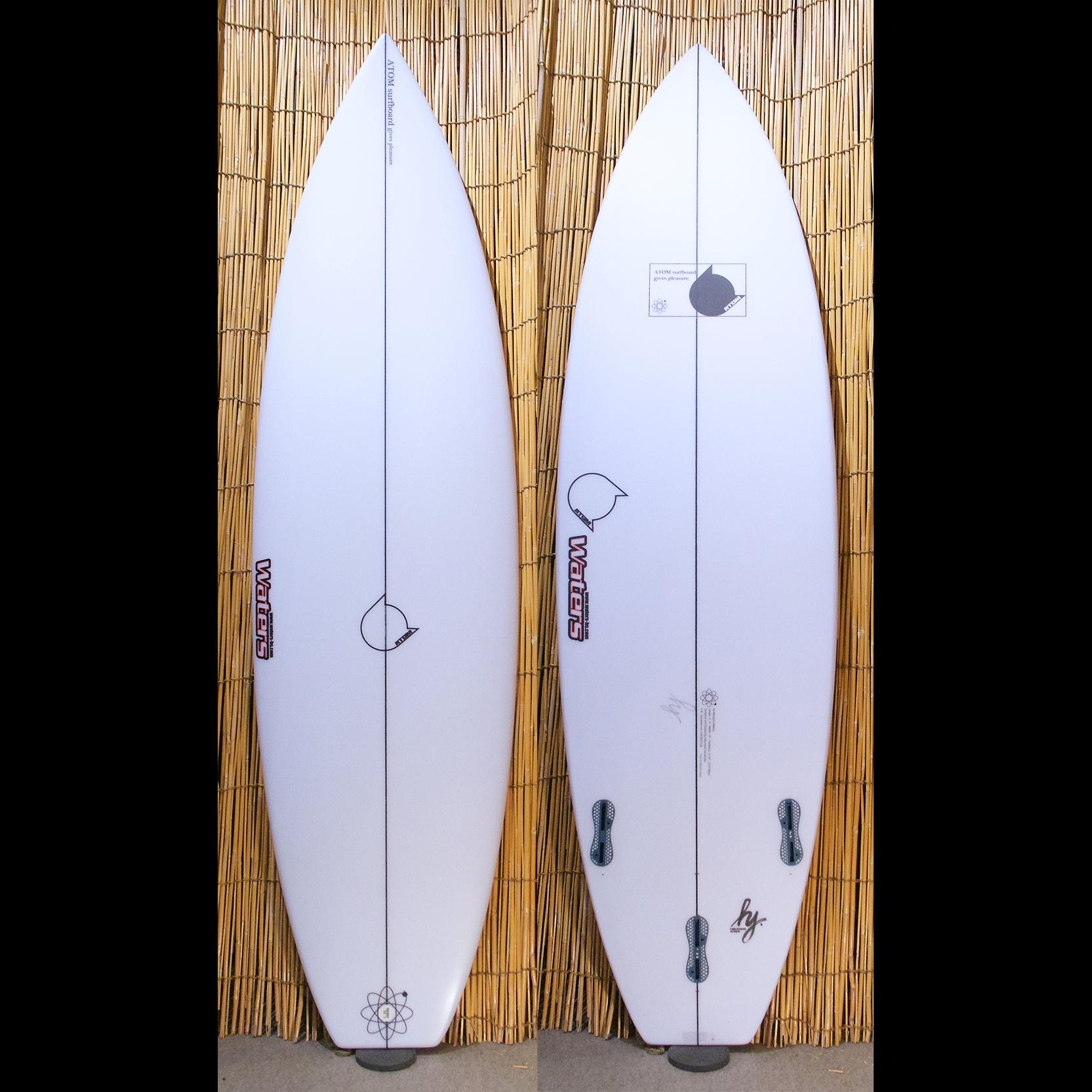 "ATOM Surfboard ""Squawker2.0"" model"