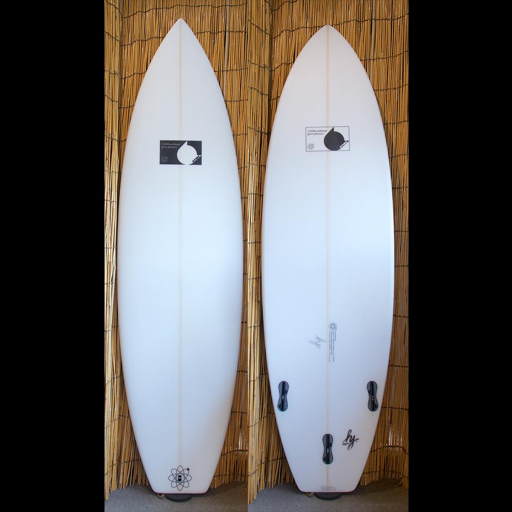 "ATOM Surfboard ""Leaps'n Bounds+"" model"