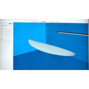ATOM Surfboard AKU Shaper the Bay eyecatch