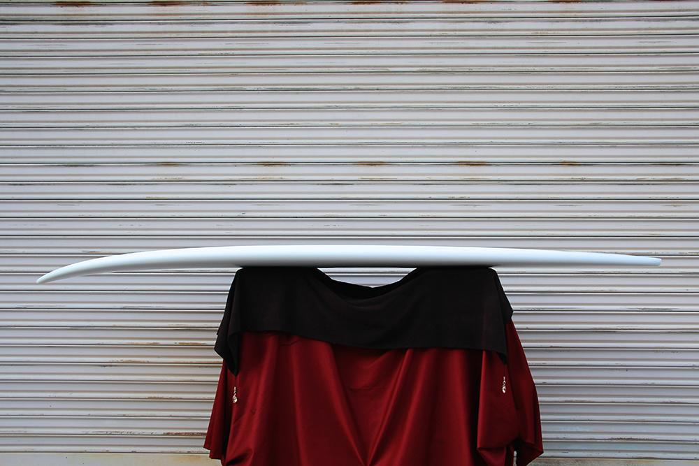 ATOM Surfboard Y.F.D. model rocker