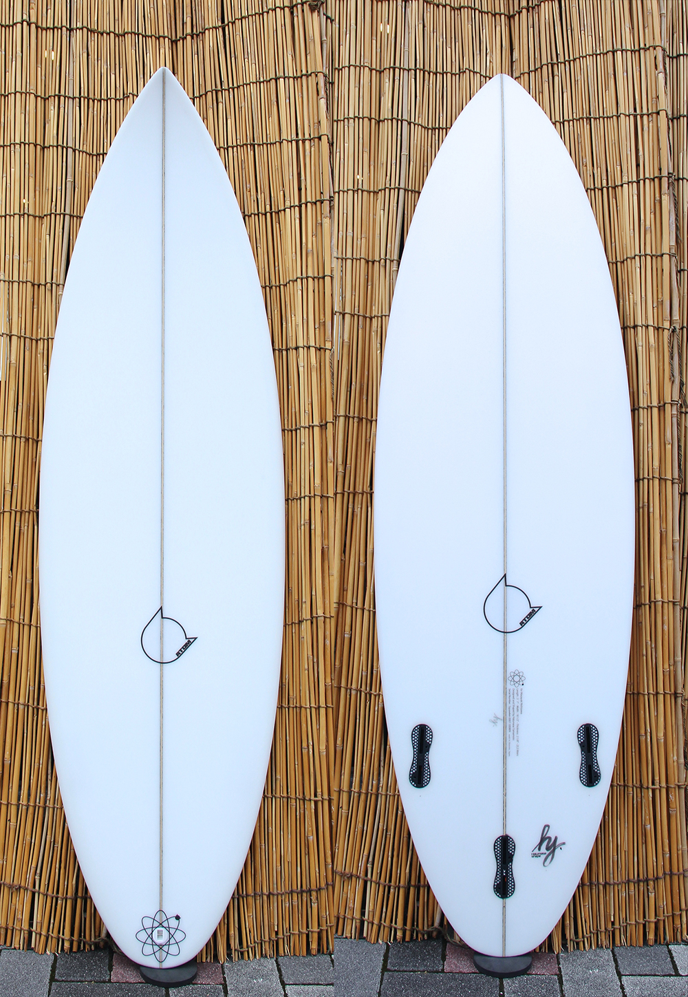 ATOM Surfboard Squawker model round