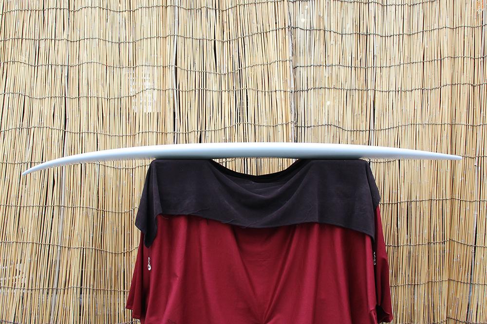 ATOM Surfboard Squawker model round rocker