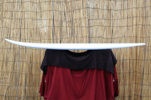 ATOM Surfboard Squawker model side view