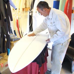 ATOM Surfboard dab model
