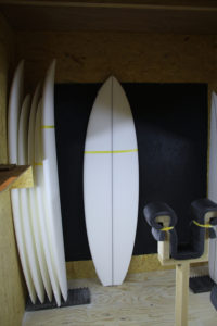 ATOM Surfboard Leaps'n Bounds model preshaped