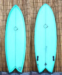 ATOM Surfboard Mach-ll model