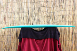 ATOM Surfboard Mach-ll model rocker