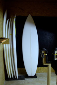 "ATOM Surfboard ""Squawker"" model for easy cruise"