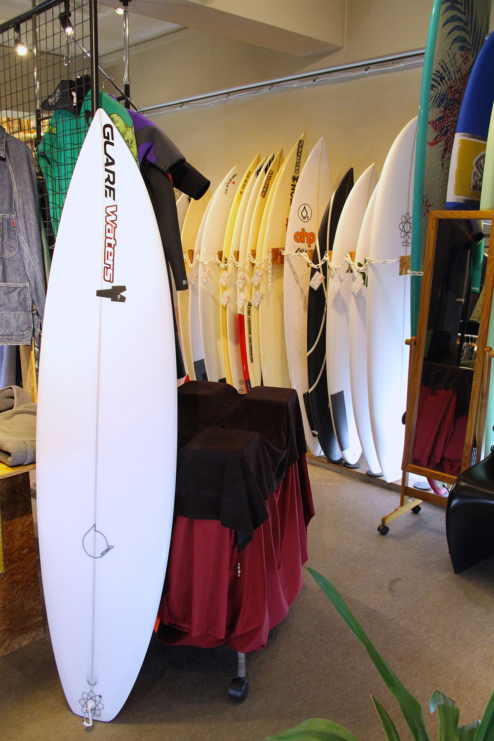 ATOM Surfboard Latest model