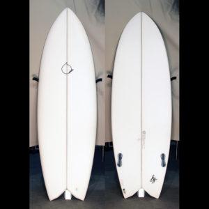 ATOM Surfboard Mach-Ⅱ modelアイキャッチ画像