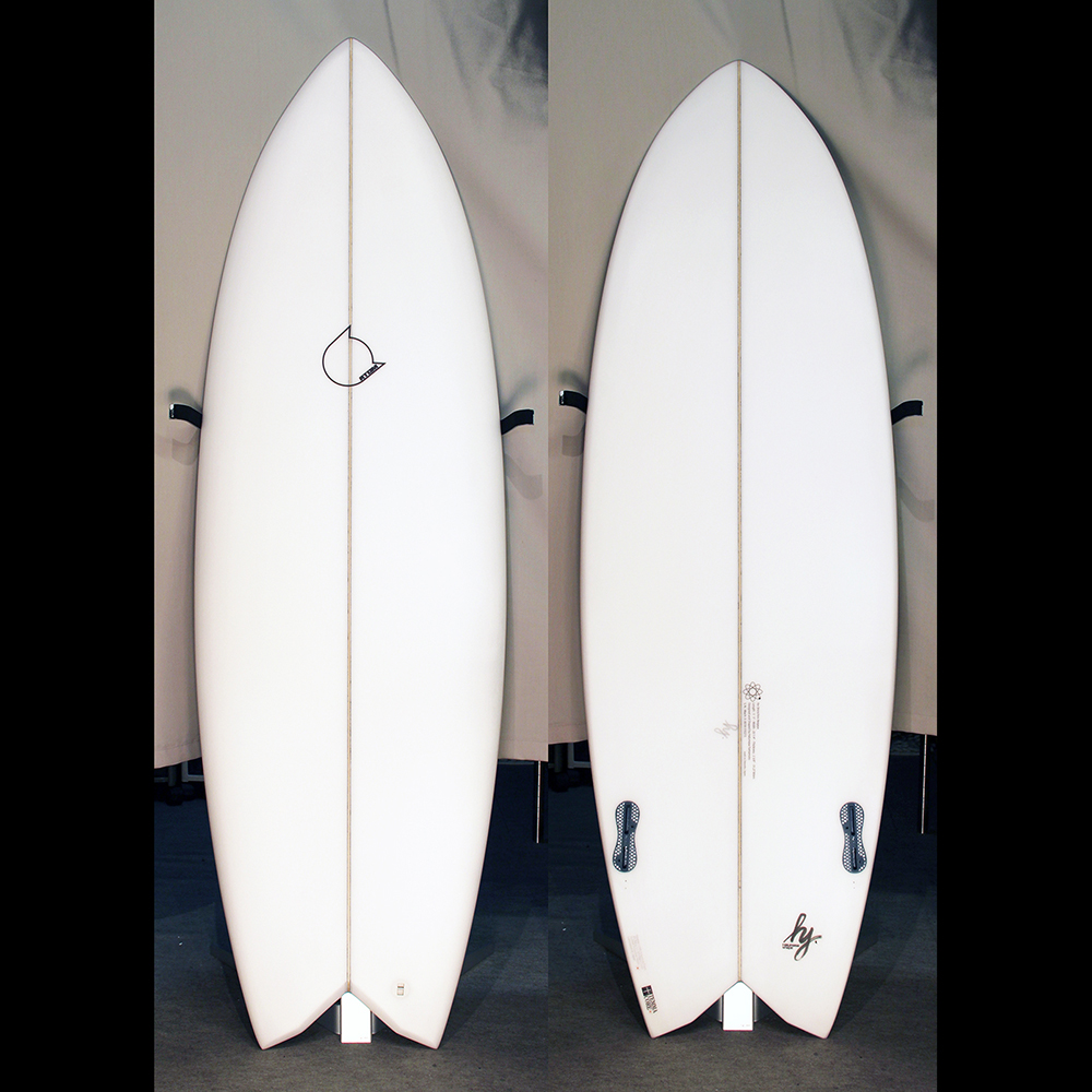 "ATOM Surfboard ""Mach-Ⅱ"" model"
