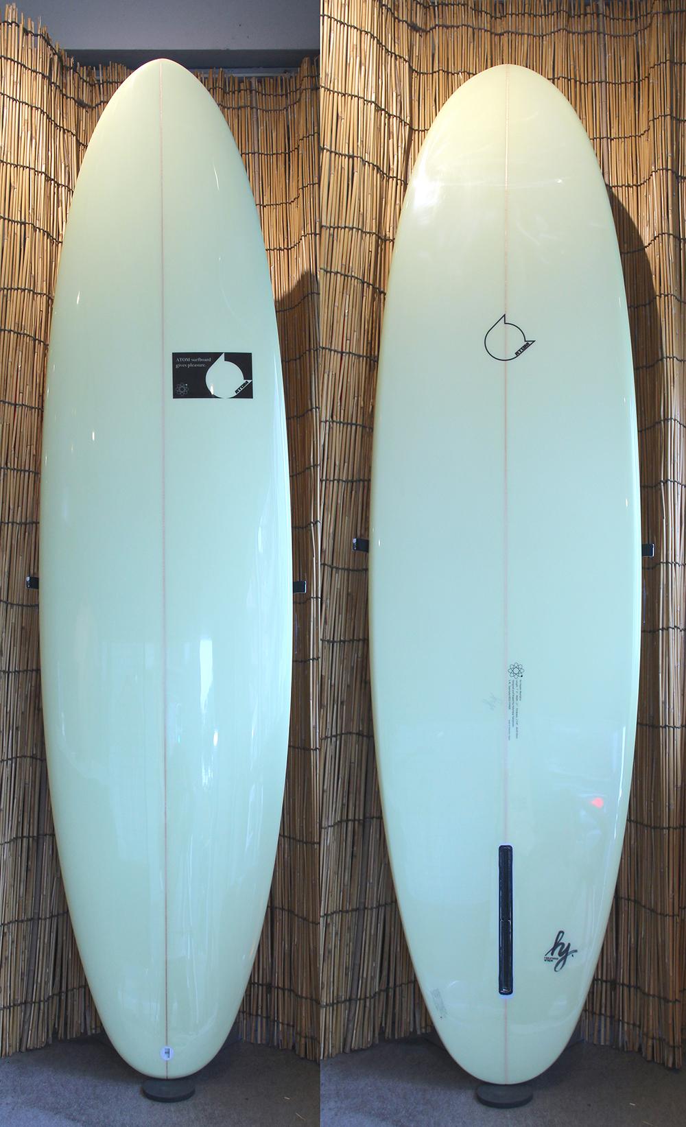 ATOM Surfboard Sanctuary model