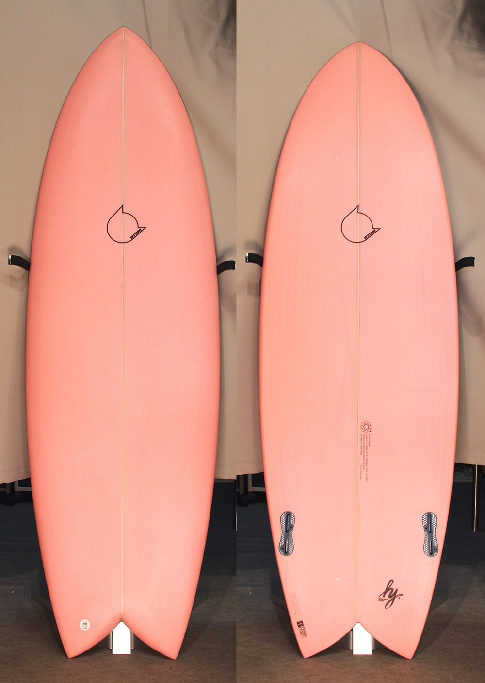 ATOM Surfboard Mach-Ⅱ model