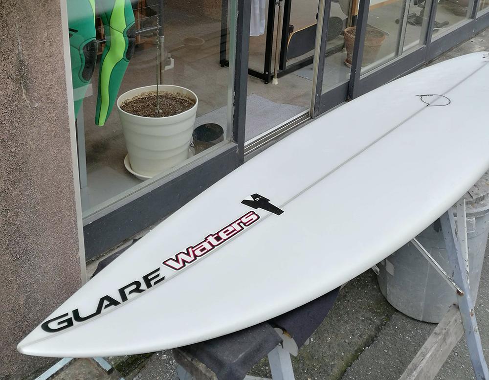 約1年乗り込んだATOM Surfboard Latest model