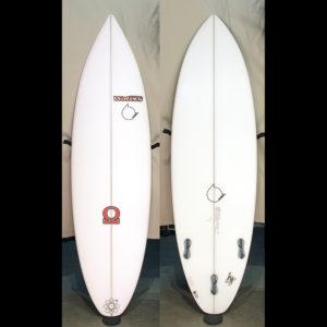 ATOM Surfboard F-46 model