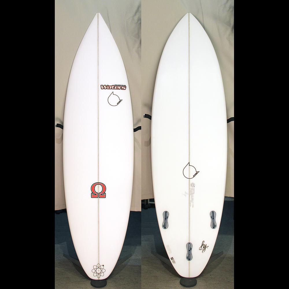 """ATOM Surfboard """"F-46"""" model"""