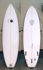ATOM Surfboard Leaps'n Bounds model EPOLY