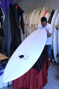ATOM Surfboard Leaps'n Bounds model EPOLY