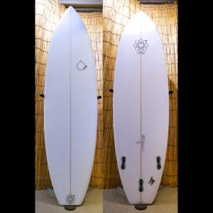 ATOM Surfboard Leaps'n Bounds+ model