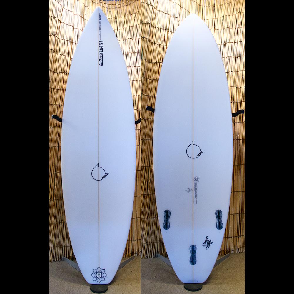 """ATOM Surfboard """"Latest v2"""" model"""