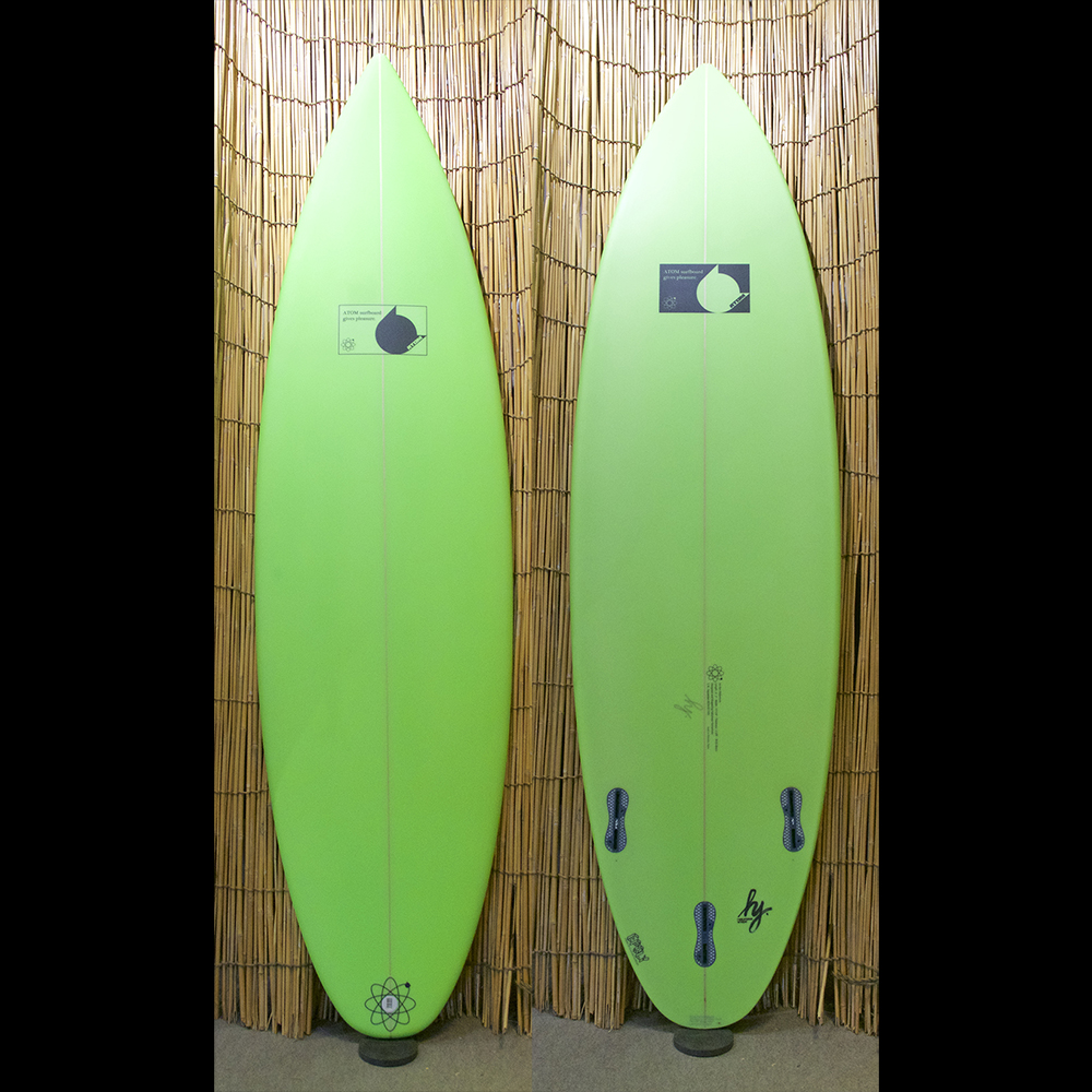"ATOM Surfboard ""Squawker"" model EPOLY"