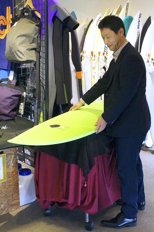 ATOM Surfboard Squawker model