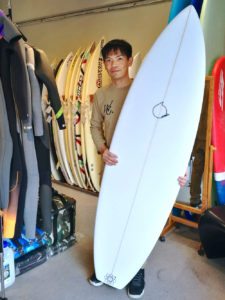 ATOM Surfboard Leaps'n Bounds model