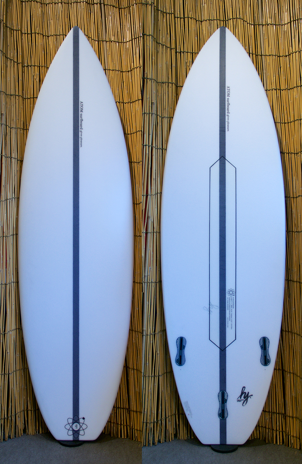 ATOM Surfboard Strider model by ATOM Tech