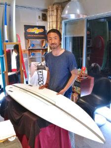 ATOM Surfboard Strider model ATOM Tech