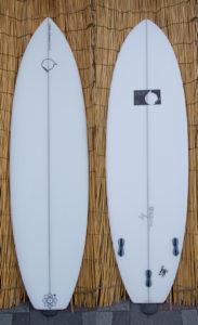 ATOM Surfboard Y.F.D. mods model