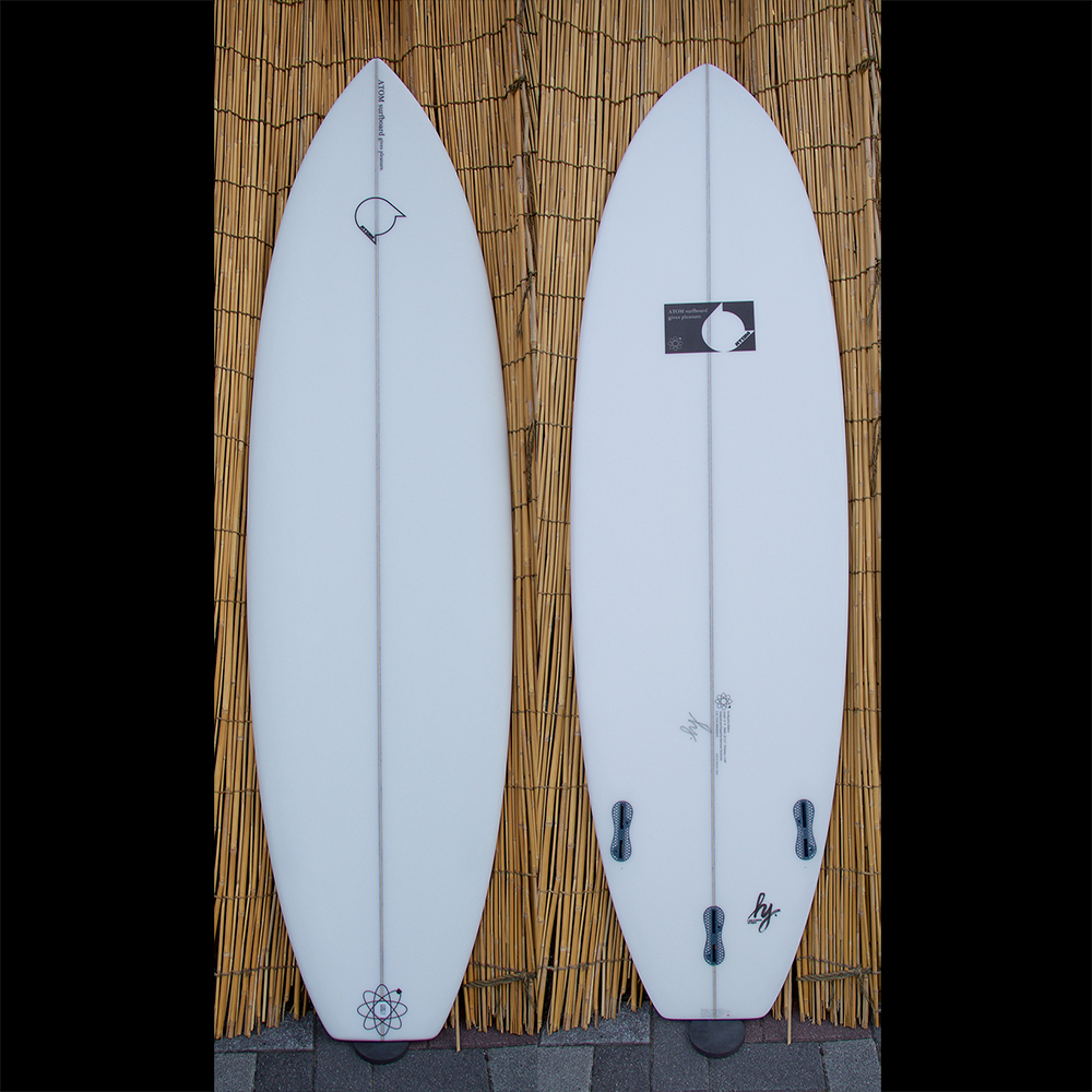 "ATOM Surfboard ""Y.F.D. mods"" model"