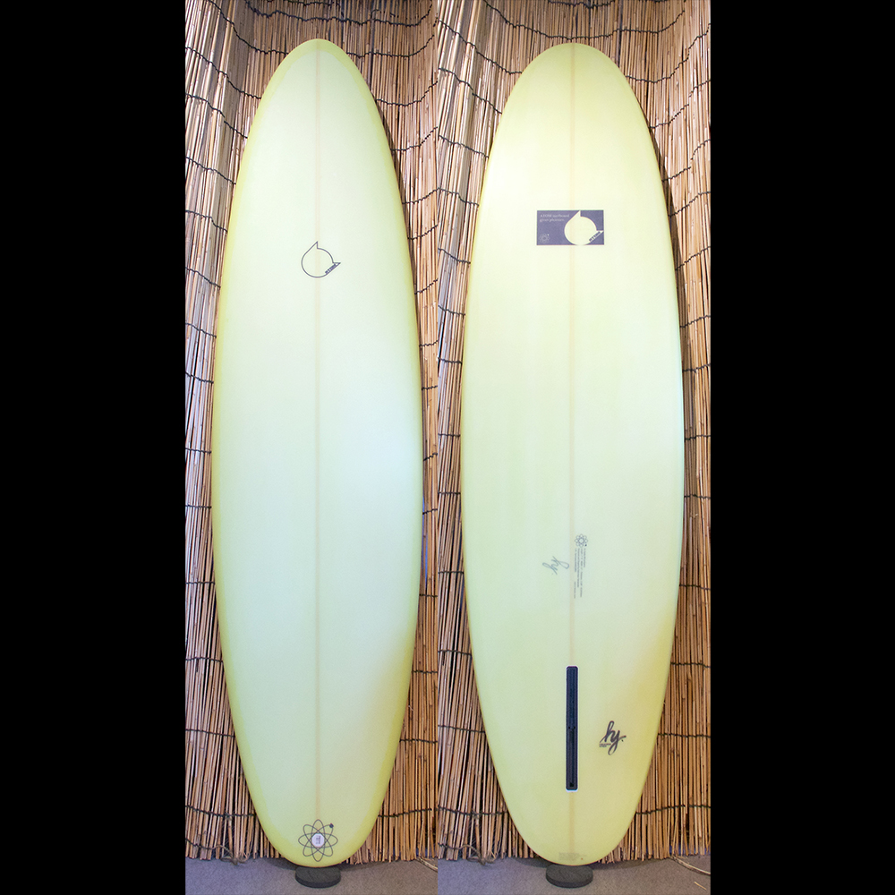 "ATOM Surfboard ""Sanctuary"" model"