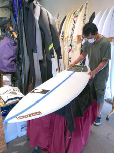 ATOM Surfboard Strider by ATOM Tech