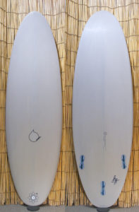ATOM Surfboard dab model mods.