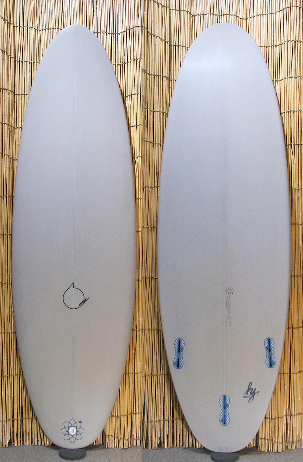 ATOM Surfboard dab model mods.