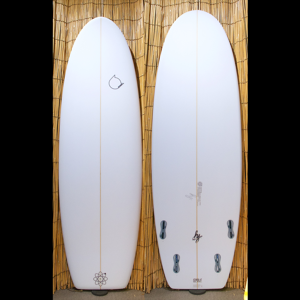 "ATOM Surfboard ""anonymous"" model"