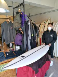 ATOM Surfboard Strider by ATOM Tech 2.0